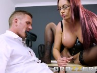 CEO gets a Big Freelance Fuck – Brazzers